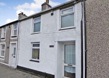 Thumbnail 2 bed terraced house for sale in Water Street, Carneddi, Bethesda, Bangor
