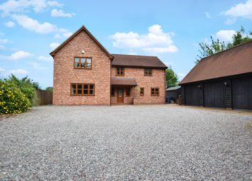Thumbnail 4 bedroom detached house for sale in Cockfield, Bury St. Edmunds