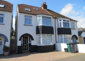 Thumbnail 4 bed property to rent in Links Road, Portslade, Brighton