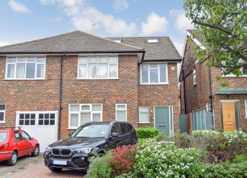 Thumbnail 4 bed semi-detached house for sale in Leopold Terrace, Dora Road, London