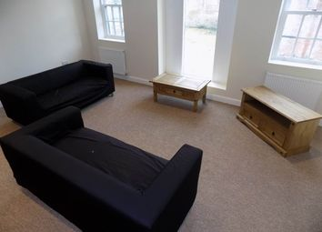Thumbnail 3 bed flat to rent in Quebec Street, Bradford
