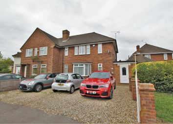 Thumbnail 3 bed semi-detached house for sale in Summerfield Road, Watford