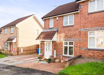 Thumbnail 2 bedroom semi-detached house for sale in Bargany Place, Crookston, Glasgow