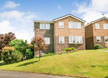 Thumbnail 4 bed detached house for sale in Gainsborough Road, Dronfield, Derbyshire