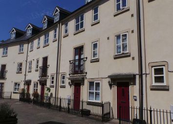 Thumbnail 2 bed flat for sale in Chapel Mews, Chippenham