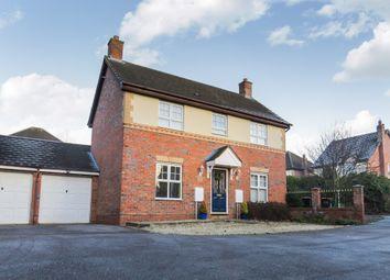 Thumbnail 3 bed detached house for sale in Thor Drive, Bedford
