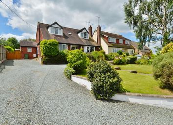 Thumbnail 4 bed detached house for sale in Orchard Lane, Hyde Lea, Stafford