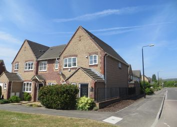 Thumbnail 3 bedroom end terrace house for sale in Maltlands, Weston Super Mare