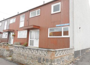 Thumbnail 3 bed end terrace house for sale in 63, Barshare Road, Cumnock, Ayrshire KA181Nl