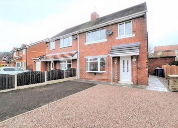 Thumbnail 3 bed semi-detached house for sale in Newdale Avenue, Cudworth, Barnsley