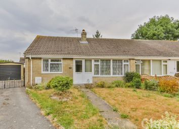 Thumbnail 3 bed bungalow for sale in Cleevecroft Avenue, Bishops Cleeve, Cheltenham