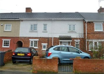 Thumbnail 3 bed terraced house for sale in Barnsley Road, Moorends, Doncaster, South Yorkshire