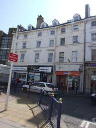 Thumbnail 1 bedroom flat to rent in Sandgate Road, Folkestone