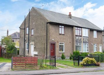 Thumbnail 2 bed flat for sale in Boswall Parkway, Pilton, Edinburgh