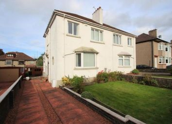 Thumbnail 3 bed semi-detached house for sale in Bannercross Drive, Garrowhill, Glasgow, Lanarkshire