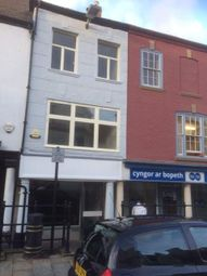 Thumbnail Retail premises for sale in 25 High Street, Denbigh