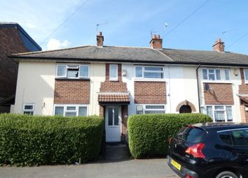 Thumbnail 2 bed terraced house for sale in Willn Street, Derby, Derbyshire
