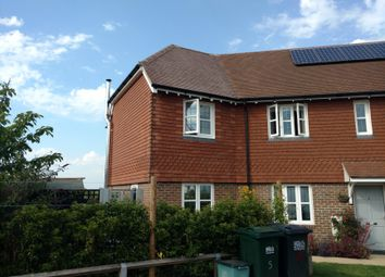 Thumbnail 3 bedroom semi-detached house for sale in Hop Gardens, East Sussex
