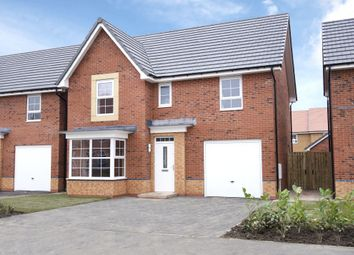 "Thumbnail 4 bed detached house for sale in ""Somerton"" at Arnold Drive, Corby"