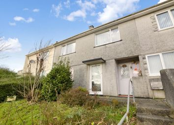 Thumbnail 3 bed terraced house for sale in Carradale Road, Plymouth, Devon