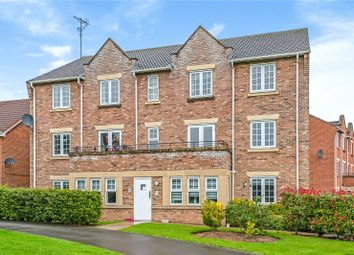 Thumbnail 2 bed flat to rent in Coneythorpe House, Angel Gardens