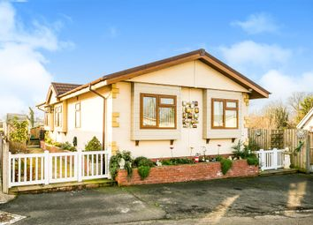 Thumbnail 2 bed mobile/park home for sale in Chester Road, Dunham On The Hill, Frodsham