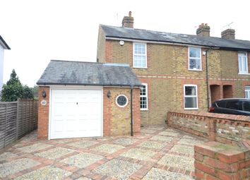 Thumbnail 3 bed end terrace house for sale in Cannon Court Road, Maidenhead, Berkshire