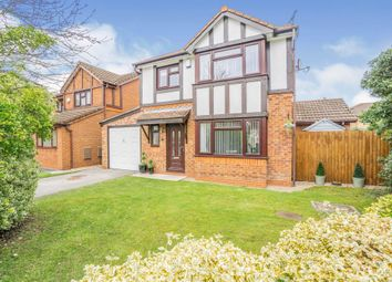 Thumbnail 3 bed detached house for sale in Birchwood Close, Great Sutton, Ellesmere Port