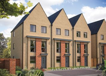 "Thumbnail 3 bed semi-detached house for sale in ""The Faversham"" at Foxhall Road, Ipswich"