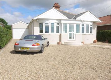 Thumbnail 3 bed bungalow for sale in Old Dover Road, Capel-Le-Ferne, Folkestone