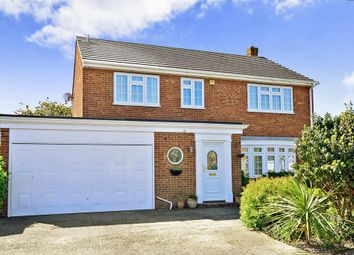 Thumbnail 4 bed detached house for sale in Nicholls Avenue, Broadstairs, Kent