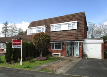 Thumbnail 3 bed semi-detached house for sale in Whitburn Close, Pendeford, Wolverhampton