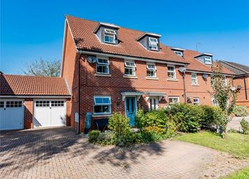 3 bed end terrace house for sale in Haskins Gardens, Farnborough, Hampshire GU14