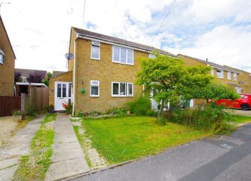 Thumbnail 3 bed semi-detached house to rent in Swinburne Place, Royal Wootton Bassett, Swindon