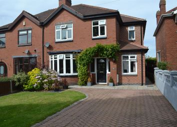 Thumbnail 4 bed semi-detached house for sale in Springfield Road, Midway, Swadlincote