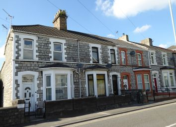 Thumbnail 3 bedroom end terrace house for sale in Coity Road, Bridgend, Mid Glam.