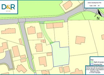 Thumbnail Land for sale in Station Road, Oxton