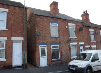 Thumbnail 2 bed terraced house to rent in Burr Lane, Ilkeston