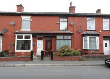 Thumbnail 2 bed terraced house for sale in Egerton Street, Heywood, Greater Manchester