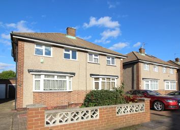 Thumbnail 3 bedroom semi-detached house for sale in Vian Avenue, Enfield