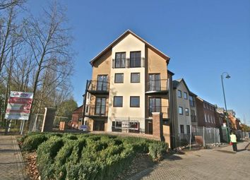 Thumbnail 2 bed flat to rent in Magistrates Road, Hampton Vale, Peterborough