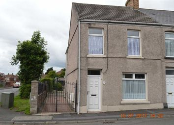 Thumbnail 3 bed end terrace house for sale in Frampton Road, Swansea