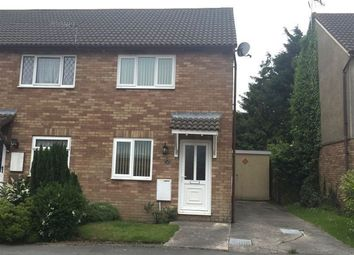Thumbnail 2 bed property to rent in Heol Yr Eglwys, Bryncethin
