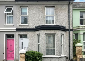 Thumbnail 2 bedroom terraced house for sale in Federation Road, Laira, Plymouth