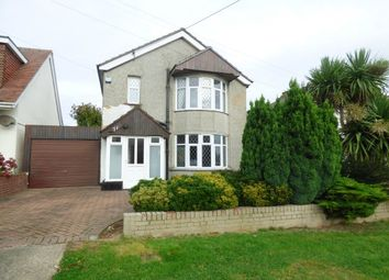 Thumbnail 3 bedroom property to rent in Daws Heath Road, Rayleigh