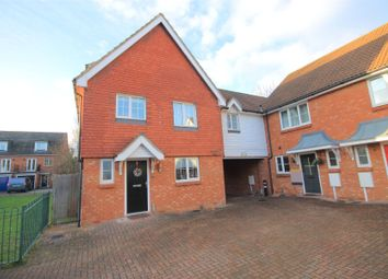 Thumbnail 4 bed detached house for sale in Finch Close, Faversham