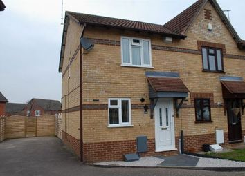 Thumbnail 2 bed end terrace house for sale in Reims Court, Duston, Northampton