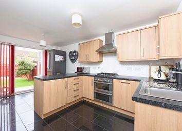 Thumbnail 3 bed end terrace house for sale in Kirby Drive, Bramley, Tadley
