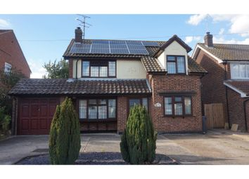 Thumbnail 4 bed detached house for sale in Armond Road, Witham
