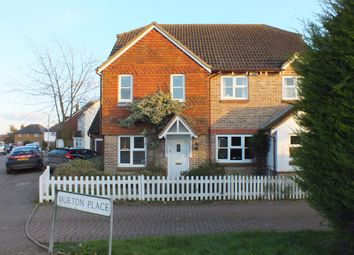 Thumbnail 2 bed semi-detached house for sale in Seasalter Road, Graveney, Faversham